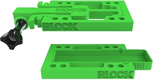 Block Risers GoStash Combo Green Riser Kit