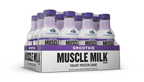 Muscle Milk Smoothie Protein Yogurt Shake