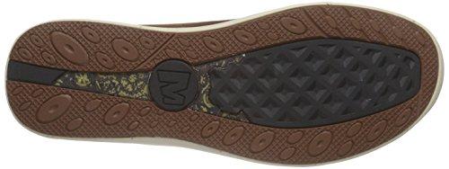 Merrell FREEWHEEL LACE, Herren Sneakers, Braun (COPPER), 42 EU