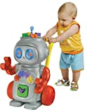 Robô Magic Toys Prata/Vermelho
