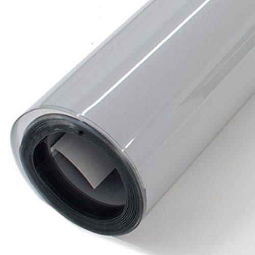 30 Gauge Clear Vinyl Roll- 10 Yards by BURLAPFABRIC.COM