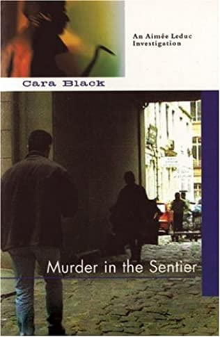 book cover of Murder in the Sentier