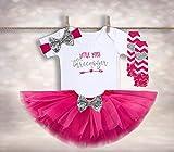 Third Birthday Outfit - Little Miss THREEnager - 3rd Birthday Shirt - Third Birthday Tutu - Girls 3rd Birthday - Toddler Birthday Shirt