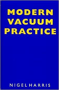 Book Modern Vacuum Practice