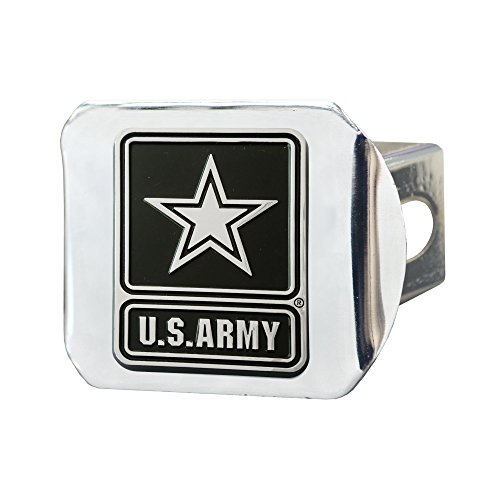 Military U.S. Army Hitch Cover, 4 1/2