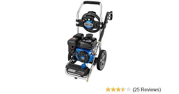 Amazon com : PowerStroke Subaru 3100 PSI Electric Start Pressure