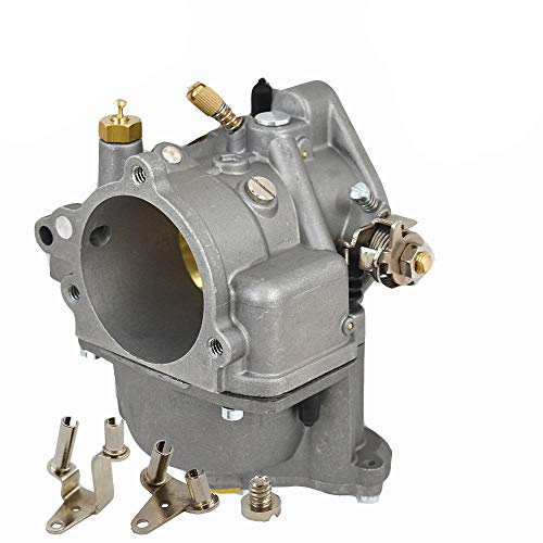S&S Super E Carburetor For Harley Big Twin & Sportster S&S Shorty Carb ()