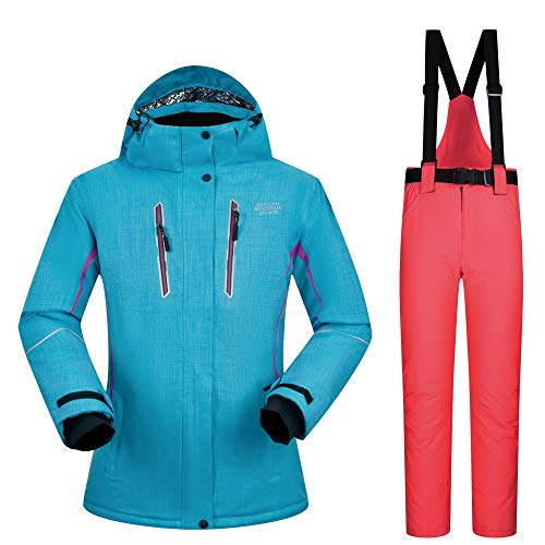 Coupe H De 2 Femme Imperméable vent Ski Pantalon dtqUw00