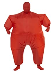 Rubies Costume Inflatable Full Body Suit, One Size