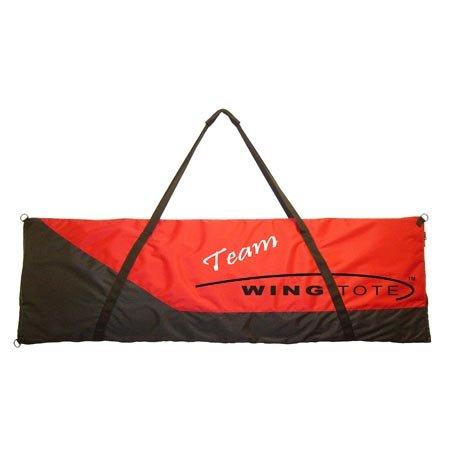 44'' Single Wing/Tail Bag, Red/Black