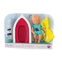 My Mini Bath by the Sea - Play Doll by Corolle (FBM67)