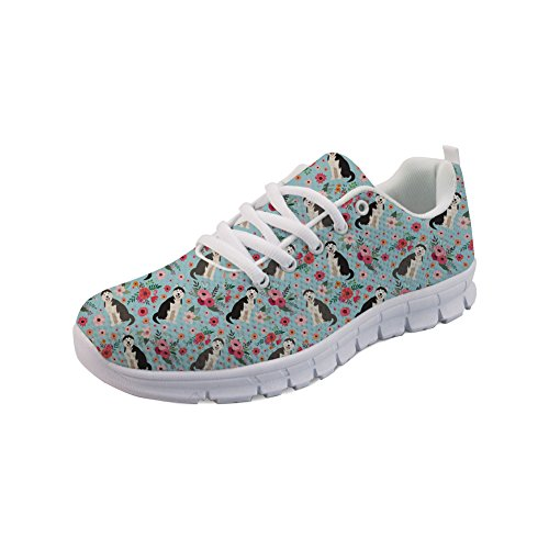 Animal Pattern Lightweight Showudesigns Color 2 Running Sport Shoes Women's Sneaker Fashion pgfwfqPS