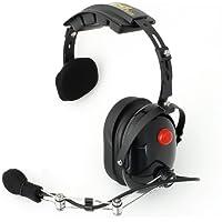 Rugged Radios H15-BLK Radio Headset