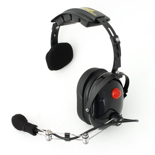 Rugged Radios H15-BLK Radio Headset by Rugged Radios