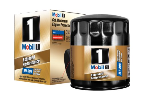 (Mobil 1 M1-208 Extended Performance Oil Filter)