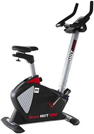 BH Fitness - Bicicleta estática i.nexor HIIT + Dual Kit be: Amazon ...
