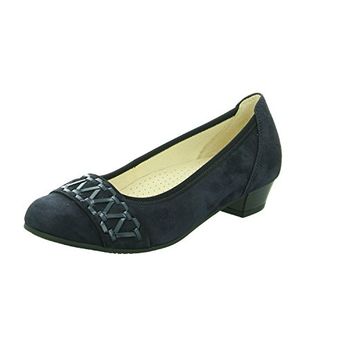 Gabor Women's 66226-36 Court Shoes Blue ZE2dlnNbtk