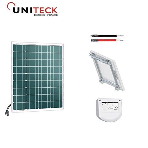 Kit solar 50W Spezial-Schuppen