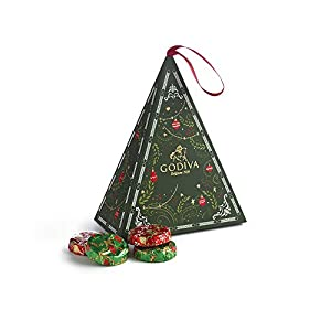 Godiva Chocolatier Novelty Tree Box, 2.4 Ounce