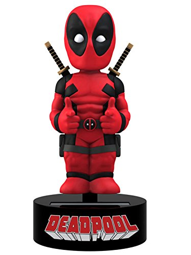 NECA Marvel Body Knocker Deadpool
