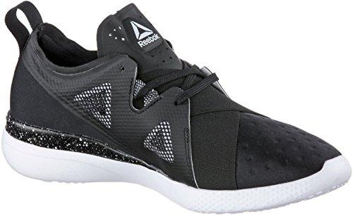 Reebok Bd1963, Zapatillas de Deporte para Mujer Negro (Black / White)
