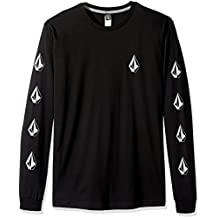 Volcom Men's Deadly Stones Long Sleeve Tee