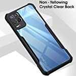 TheGiftKart Shockproof Crystal Clear Realme 8 5G / Narzo 30 5G Back Cover Case | 360 Degree Protection | Protective…