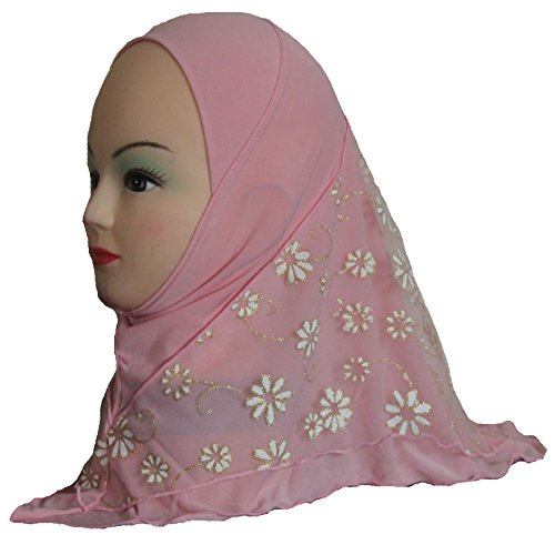 Cogongrass Muslim Islamic Shawls Pattern