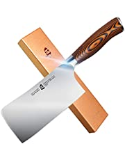 Fiery Phoenix Vegetable and Meat Cleaver Knife