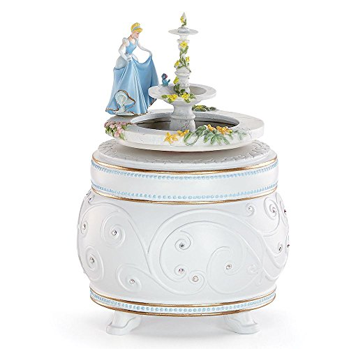 Lenox Disney Cinderella's Dream Trinket Box #867419 ()