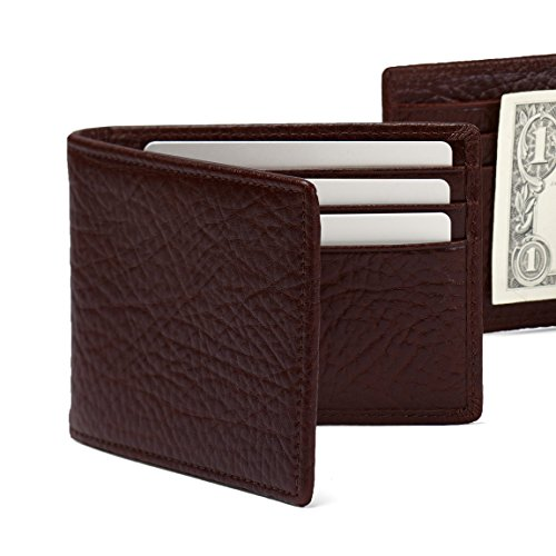 with Clip Money with Bifold Espresso Bifold UFT4gn4