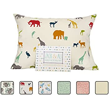 Amazon Com Zack Amp Ali 100 Organic Toddler Pillowcase