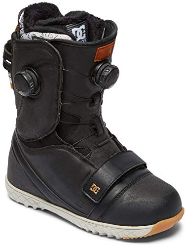 DC Shoes Women's Mora BOA Snowboard Boots Black 7.5