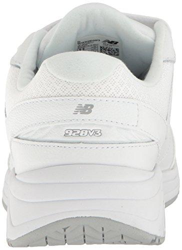 New Balance  Womens 928v3 Walking Shoe, Damen Sneaker weiß weiß
