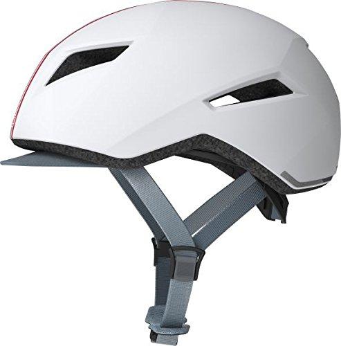 Abus Yadd-I - l - 58-62 Bike Helmet, Streak White, Large