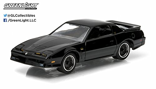 - 1987 Pontiac Firebird GTA * Black Bandit Collection Series 11 * 2014 Greenlight Collectibles Limited Edition 1:64 Scale Die-Cast Vehicle