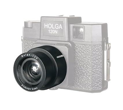 Review Holga Plastic Fisheye Lens