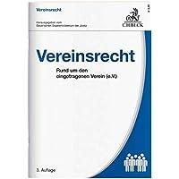 Vereinsrecht: Rund um den eingetragenen Verein (e.V.)