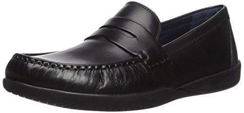 Cole Haan Men's Shepard Penny II Loafer, Black/Black, 11 Medium US by Cole Haan