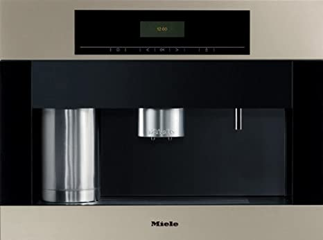 Amazoncom Miele Stainless Steel Built In Coffee System