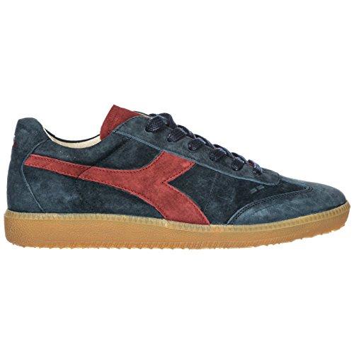 Diadora Heritage Scarpe Sneakers Uomo camoscio Nuove Football 80 s Core 3 Evo bl