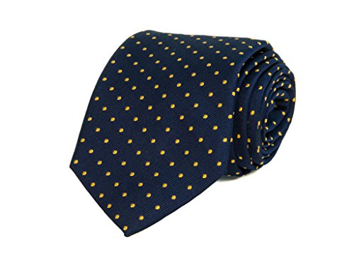 Homme Navy Multicolore Cravate Colori Mehrfarbig yellow 40 qx7HEwH