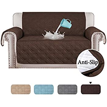 Amazon Com 100 Waterproof Loveseat Covers For Leather