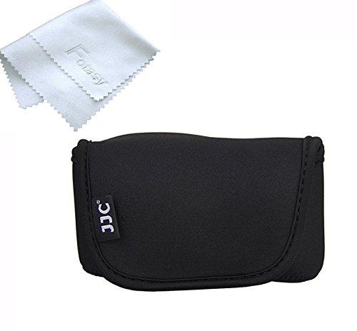 Fotasy OC-S1BK Black Mirrorless Camera Pouch for Sony A6300/