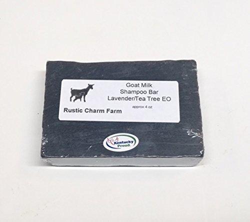Rustic Charm Farm Goats' Milk Shampoo Bar