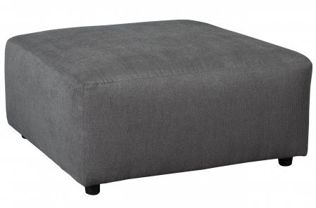 Signature Design by Ashley 6490208 Jayceon Steel - Oversized Accent Ottoman