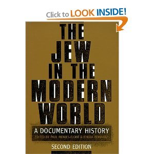 The Jew in the Modern World (text only) 2nd(Second) edition by P.Mendes-Flohr, J.Reinharz thumbnail