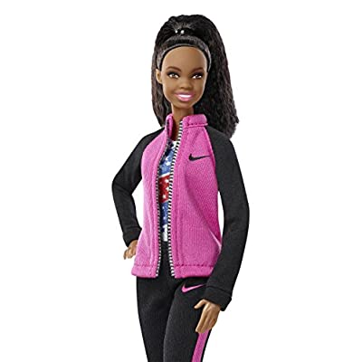 Barbie Collector Gabby Douglas Doll: Toys & Games