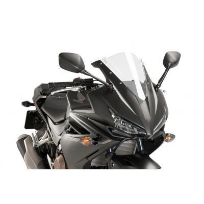 PUIG Racing Windscreen Dark Smoke 8903F (Racing Windscreen)