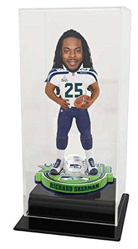Caseworks International NFL Football Bobblehead Display Case ()